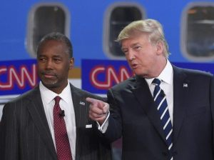 Carson and Trump