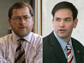 Norquist and Rubio