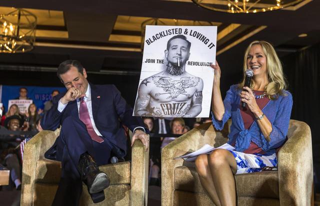 Cruz poster