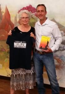 Ann with Paul Nehlen